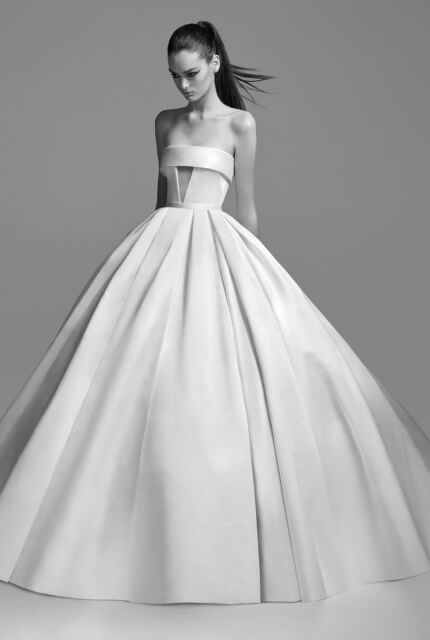 Alex Perry – Size 6 Ball Gown dress | Second hand wedding dresses paddington - Size 6