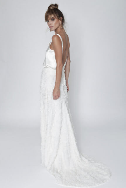 One Day Bridal – Size 6 Two Piece dress | Second hand wedding dresses Melbourne - 5