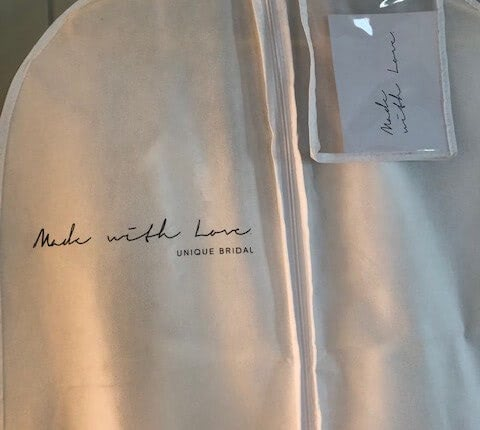 Made With Love – Size 8 A-Line dress | Second hand wedding dresses New Farm - 6
