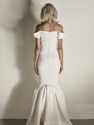 A-Line dress by Rachel Gilbert