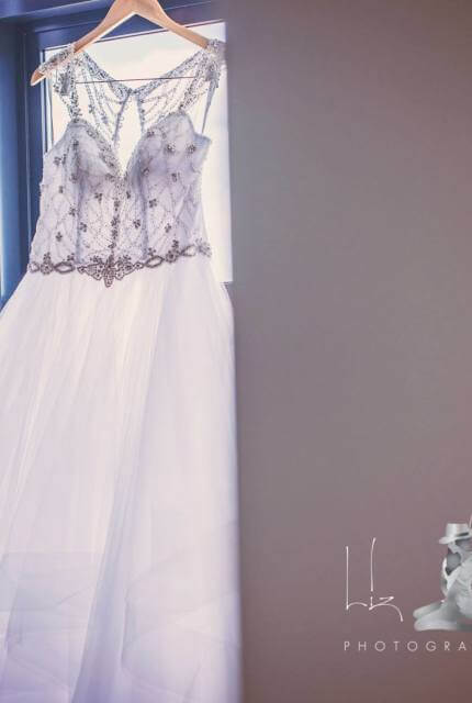 Stella York – Size 14 Ball Gown dress | Second hand wedding dresses East Mackay - 2