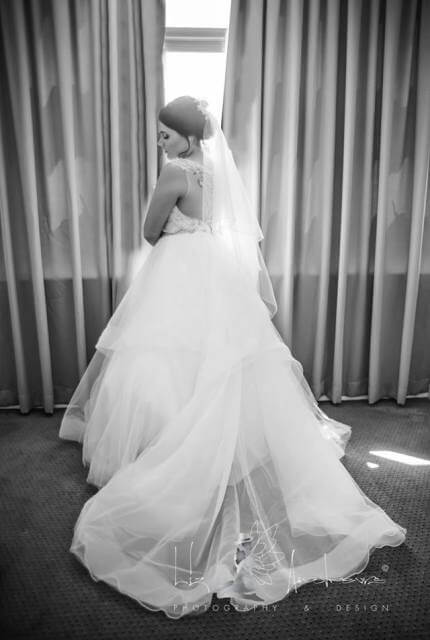 Stella York – Size 14 Ball Gown dress | Second hand wedding dresses East Mackay - Size 14