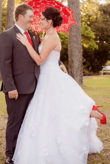 Brides of Melbourne – Size 12 Ball Gown dress | Second hand wedding dresses Capella - 4
