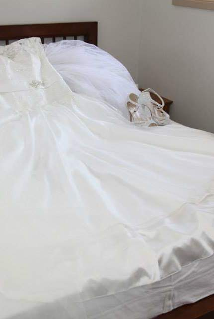 True Love Bridal – Size 14 Ball Gown dress | Second hand wedding dresses Earlwood - 5
