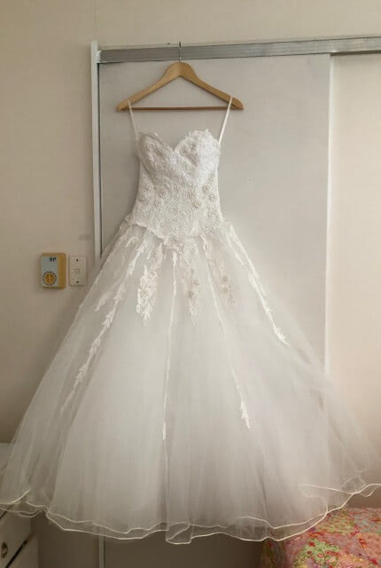 Bespoke / Other – Size 6 Strapless dress | Second hand wedding dresses Mcdowell - 5