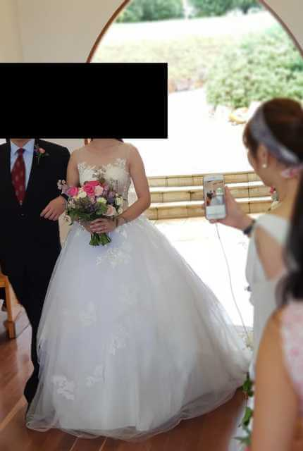Bespoke / Other – Size 6 Ball Gown dress   Second hand wedding dresses Melbourne - 9