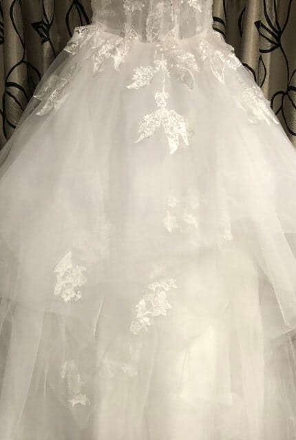 Bespoke / Other – Size 6 Ball Gown dress   Second hand wedding dresses Melbourne - 10