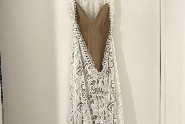 Grace Loves Lace – Size 8 Petite dress | Second hand wedding dresses 14 Eileen Ave - 2