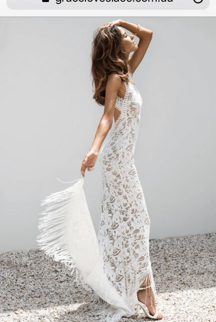 Grace Loves Lace – Size 8 Petite dress | Second hand wedding dresses 14 Eileen Ave - 6