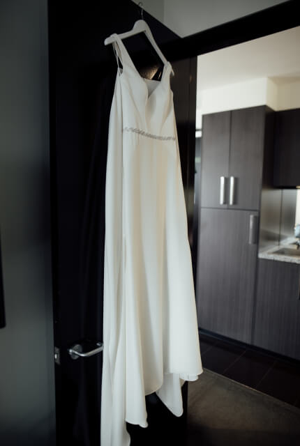 Essense of Australia – Size 12 Sheath dress | Second hand wedding dresses Narre Warren - 6