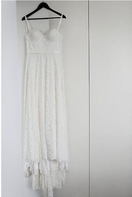 Erin Clare Couture – Size 10 A-Line dress | Second hand wedding dresses Moonee Ponds - 4