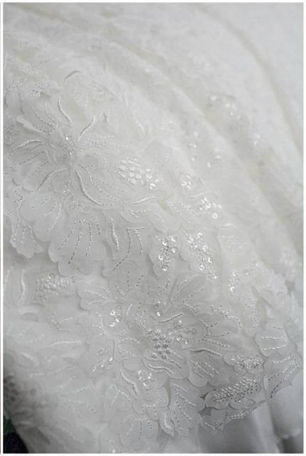 Erin Clare Couture – Size 10 A-Line dress | Second hand wedding dresses Moonee Ponds - 3