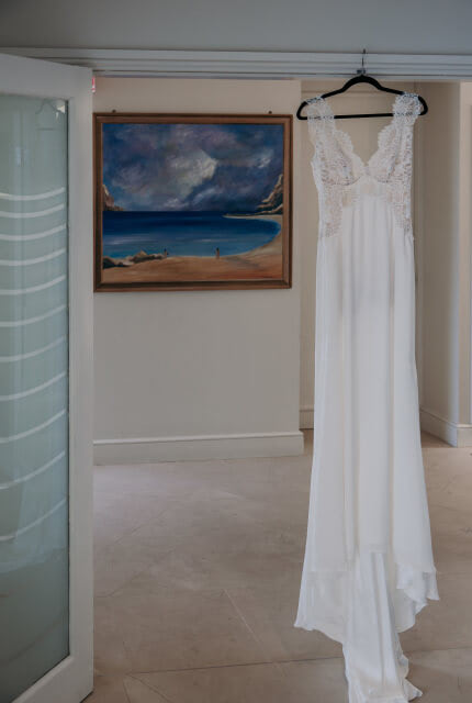 Lihi Hod – Size 8 A-Line dress | Second hand wedding dresses Bondi - 4