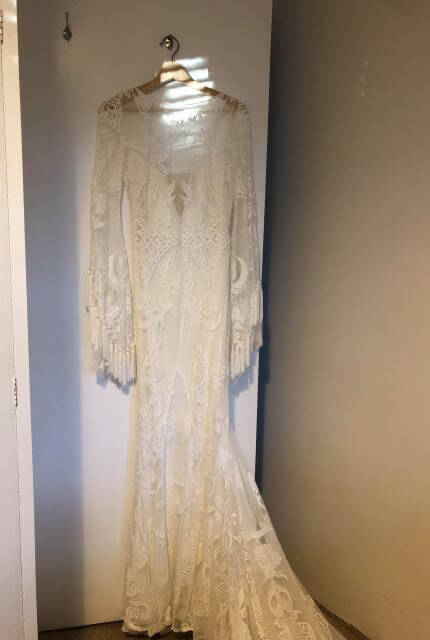 Rue De Seine – Size 10 Fit and Flare dress | Second hand wedding dresses St Marys - 7