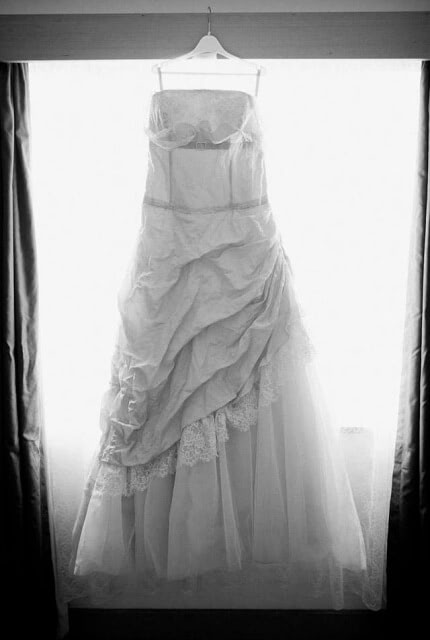 Fiorenza – Size 22 A-Line dress | Second hand wedding dresses Queanbeyan - 2