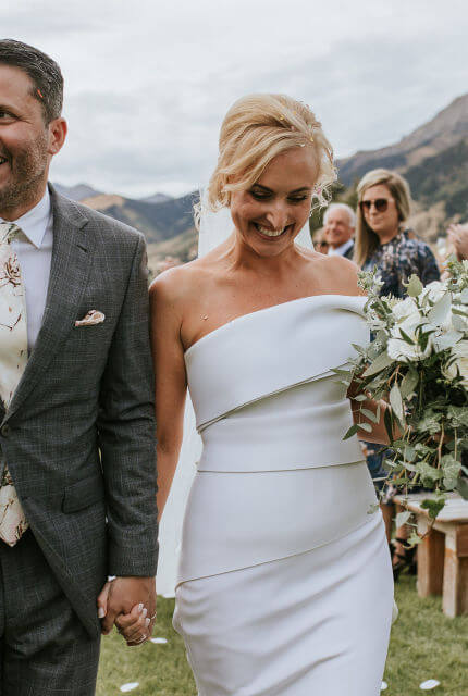 Cappellazzo Couture – Size 10 Fit and Flare dress | Second hand wedding dresses Surry Hills - Size 10