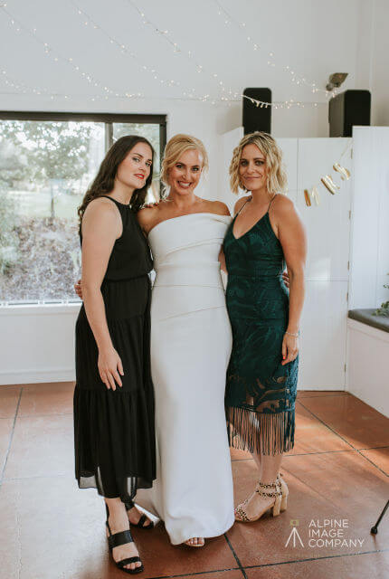 Cappellazzo Couture – Size 10 Fit and Flare dress | Second hand wedding dresses Surry Hills - 8