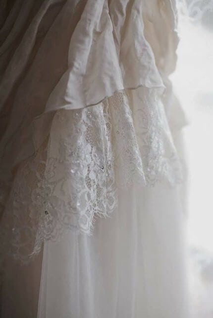 Fiorenza – Size 22 A-Line dress | Second hand wedding dresses Queanbeyan - 5