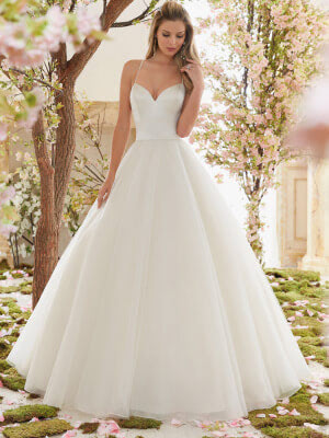 Ball Gown dress by Mori Lee
