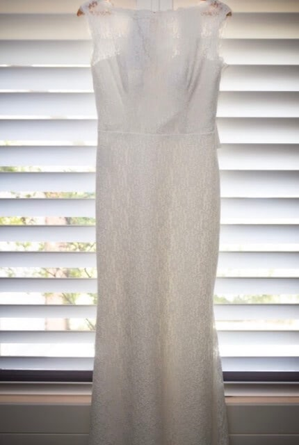 Bespoke / Other – Size 8 A-Line dress | Second hand wedding dresses Kilsyth - 2