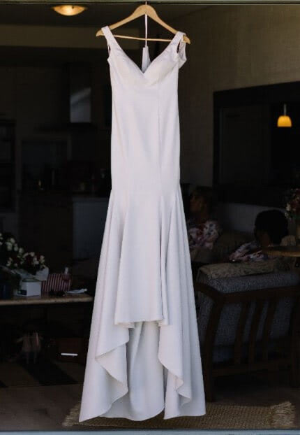 Made With Love Bridal – Size 8 Fit and Flare dress | Second hand wedding dresses Tarneit - 5
