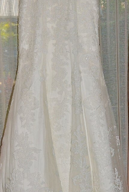 Bespoke / Other – Size 10 Fit and Flare dress | Second hand wedding dresses Bunbury - 2