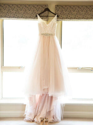 Ball Gown dress by Allure Bridals