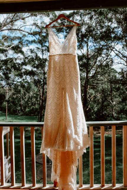 Made With Love Bridal – Size 10 Trumpet dress | Second hand wedding dresses BerkeleyVale - 7