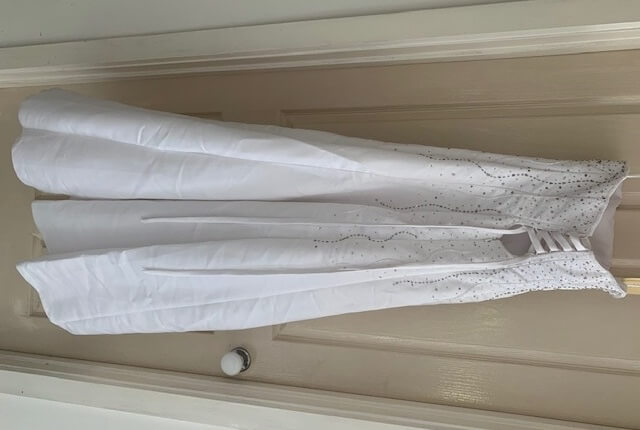 Bespoke / Other – Size 8 Strapless dress | Second hand wedding dresses Springvale South - 4