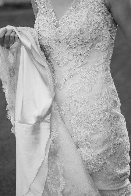 Collezione Bridal Couture – Size 10 Fit and Flare dress | Second hand wedding dresses Bibra Lake - 4