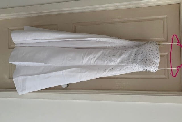 Bespoke / Other – Size 8 Strapless dress | Second hand wedding dresses Springvale South - Size 8