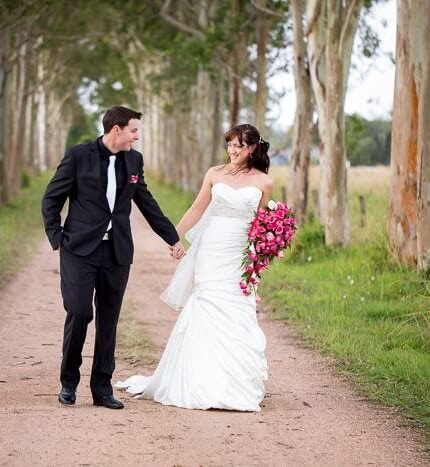 Maggie Sottero – Size 6 Trumpet dress | Second hand wedding dresses Townsville - 5