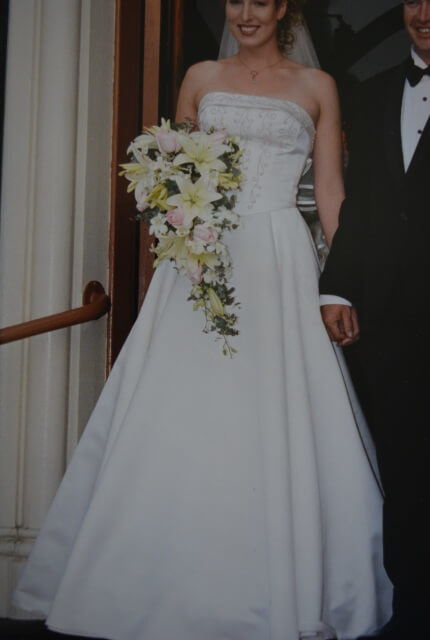 Bespoke / Other – Size 10 A-Line dress | Second hand wedding dresses WESTDALE - Size 10