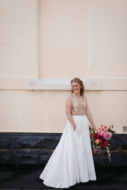 One Day Bridal – Size 8 A-Line dress | Second hand wedding dresses Brighton - Size 8