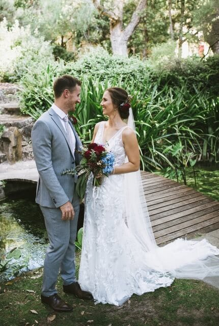 Made With Love Bridal – Size 8 A-Line dress | Second hand wedding dresses Greenwood - 5