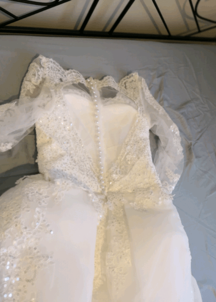 Bespoke / Other – Size 6 Ball Gown dress | Second hand wedding dresses Doncaster East - 6