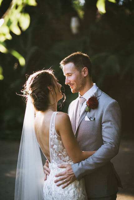 Made With Love Bridal – Size 8 A-Line dress | Second hand wedding dresses Greenwood - Size 8