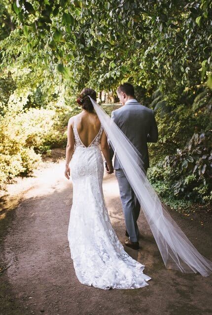 Made With Love Bridal – Size 8 A-Line dress | Second hand wedding dresses Greenwood - 4