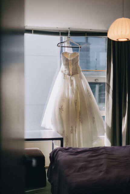 Cosmobella – Size 8 Ball Gown dress | Second hand wedding dresses Melbourne - 2