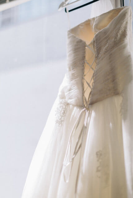 Cosmobella – Size 8 Ball Gown dress | Second hand wedding dresses Melbourne - 3