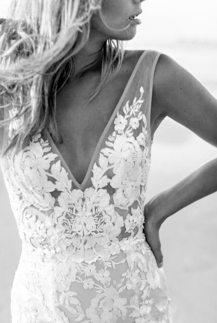Made With Love Bridal – Size 8 A-Line dress | Second hand wedding dresses Greenwood - 6