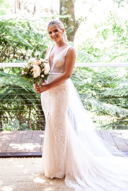 Bespoke / Other – Size 8 Sheath dress | Second hand wedding dresses Officer - Size 8