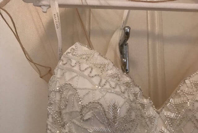 Rosa Clara – Size 8 Fit and Flare dress | Second hand wedding dresses Dingley Village - 3
