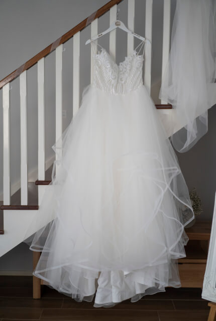 Hayley Paige – Size 14 Ball Gown dress | Second hand wedding dresses Greenacre - 4