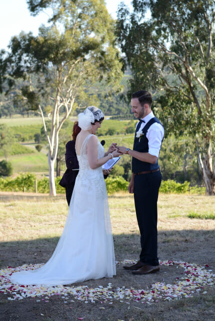 Veromia – Size 10 Sheath dress | Second hand wedding dresses LILYDALE - 6