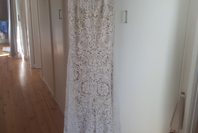 Bespoke / Other – Size 12 Fit and Flare dress | Second hand wedding dresses Ballarat - 5