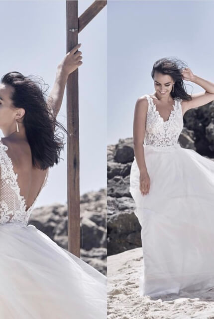 Cizzy Bridal – Size 8 Ball Gown dress   Second hand wedding dresses Bray Park - Size 8