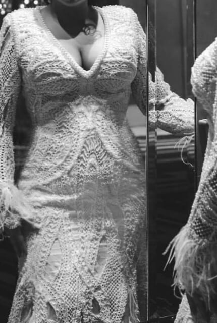 Bespoke / Other – Size 12 Fishtail dress | Second hand wedding dresses Abbotsford - 3