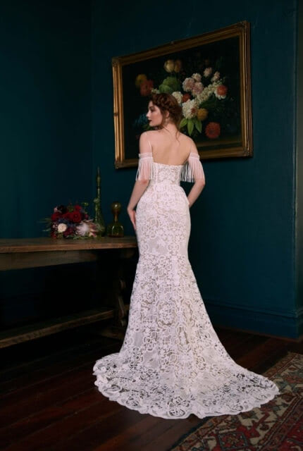 Bespoke / Other – Size 12 Fit and Flare dress | Second hand wedding dresses Ballarat - 2