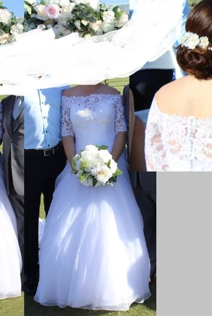Rebecca Ingram – Size 10 Ball Gown dress | Second hand wedding dresses New South Wales - 3